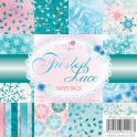 Wild Rose Studio`s 6x6 Paper Pack Frosted Lace a 36