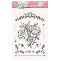 Studio Light Clearstempel A6 Sweet Romance nr 128 STAMPSR128 151524