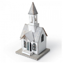 Sizzix Bigz Die - Village Bell Tower 660987 Tim Holtz (new 05-16)