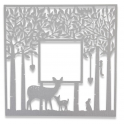 Sizzix Thinlits Die Forest Frame 661744 Georgia Low