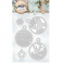 Studio Light Embossing Die Cut Stencil Winter Feelings nr 61 STENCILWF61
