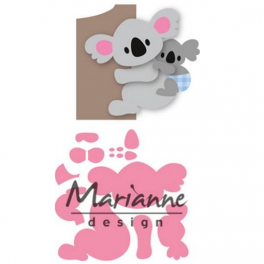 Marianne D Collectable Eline`s koala & baby COL1448