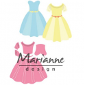 Marianne D Collectable Dress COL1452 83x94 mm