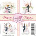 Wild Rose Studio`s Printed panels Romantic panels a 12 VL