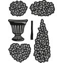 Marianne D Craftable Topiary Set
