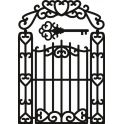 Marianne D Craftable Garden Gate