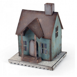 Sizzix Bigz XL Die - Village Dwelling 660992 Tim Holtz (new 05-16)