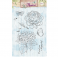 Studio Light Clearstempel A6 Beautiful Flowers nr 143 STAMPBF143