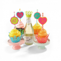 Sizzix Thinlits Die Set - Cupcake Wrappers 7PK 660893 Where Woman Cook