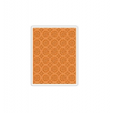 Sizzix Texture Fades Embossing Folder - Rosettes 662391 Tim Holtz
