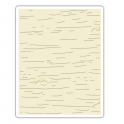 Sizzix Texture Fades Embossing Folder Birch 662431 Tim Holtz