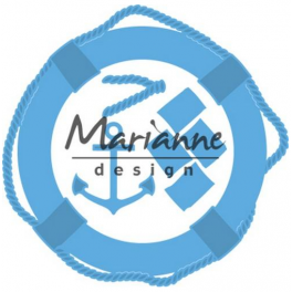Marianne D Creatable Nautical set LR0532 130x128 mm