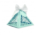 Sizzix Thinlits Die set - 4PK Triangle Gift Box