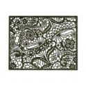 Sizzix Thinlits Die - Intricate Lace 664181 Tim Holtz
