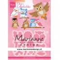 Marianne D Collectable Eline's Eule COL1475 112,5x85 mm