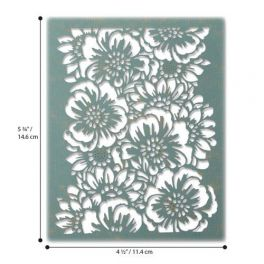 Sizzix Thinlits Die - Bouquet 664418 Tim Holtz