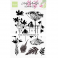 Marianne D Clear Stamps Colorful Silhouette - Botanisch CS1048 110x150mm
