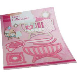 Marianne D Collectables Eline's Babybett COL1495